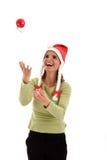 Frohe Weihnachten! Lizenzfreies Stockbild