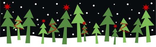 Frohe Weihnachten frohe Feiertage lizenzfreie abbildung