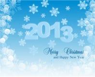 Frohe Weihnachten und glückliches neues Jahr Stockfotos