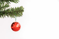 Frohe Weihnachten und guten Rutsch ins Neue Jahr Lizenzfreies Stockfoto