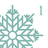 Frohe Weihnachten und guten Rutsch ins Neue Jahr Buntes Weihnachten Advent Calendar Lizenzfreie Stockfotografie