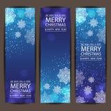 Frohe Weihnachten und guten Rutsch ins Neue Jahr, Vektordesign Lizenzfreie Stockbilder