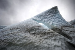 Froid glacial Images stock