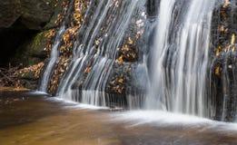 Frolictown понижается осенью Стоковая Фотография RF