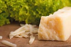 Fromage à pâte dure Photographie stock libre de droits