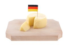 Fromage allemand Images stock