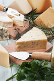 Fromage assorti Photographie stock