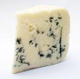 Fromage avec le moulage bleu Image libre de droits