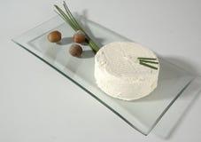 Fromage blanc Photographie stock libre de droits