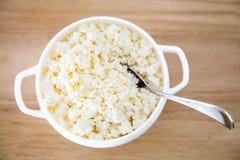 Fromage blanc Images libres de droits