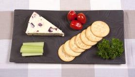 Fromage britannique Photo libre de droits