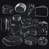 Fromage Collection d'illustrations graphiques Photos libres de droits