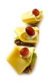 fromage d'apéritif Photographie stock libre de droits