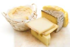 fromage d'assortiment Photos libres de droits