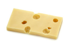 Fromage d'emmental Photo stock