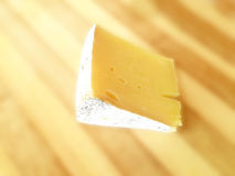 Fromage de cheddar Image stock
