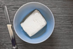 Fromage de Halloumi images stock