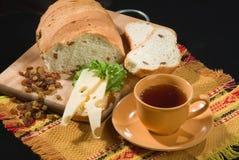 fromage de pain Images libres de droits