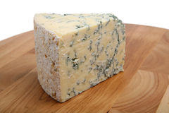 Fromage de Stilton Photographie stock