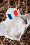 Fromage et indicateur français mous Images libres de droits