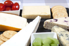 Fromage européen Images stock