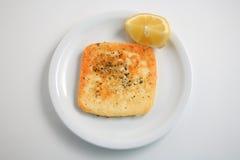 Fromage frit Image libre de droits