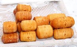 Fromage fumé polonais traditionnel Image libre de droits