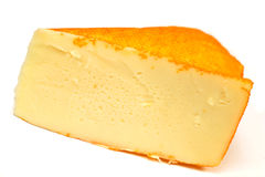 Fromage gauche de Salut Photo stock