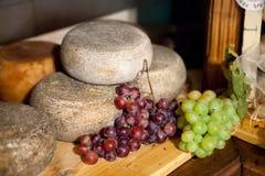 Fromage Pecorino de Pienza Photos stock