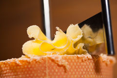 Fromage suisse Photo stock