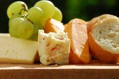 Fromages Image libre de droits