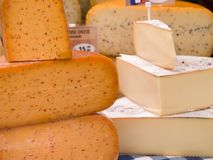 Fromages Images stock