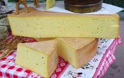 Fromages de Savoyard Photo libre de droits