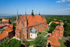 Free Frombork Cathedral Royalty Free Stock Photos - 40964298