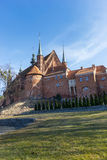 Frombork cathedral Royalty Free Stock Photo