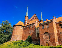 Frombork Cathedral Royalty Free Stock Image