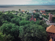 Frombork Stock Images