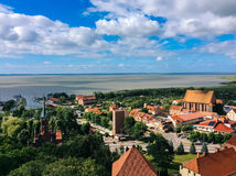 Frombork Cathedral. Place where Nicolaus Copernicus was buried. Poland Royalty Free Stock Photography