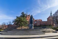 Frombork katedra Obraz Stock