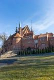 Frombork katedra Zdjęcie Royalty Free