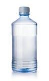 Fron-Ansicht der löslichen Flasche Lizenzfreies Stockfoto