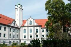 Fronhof i Augsburg Royaltyfri Bild