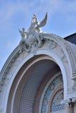 Front arch, Ho Chi Minh City Opera house, VietNam Stock Photos