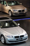 BMW 530d/535d Royalty Free Stock Image
