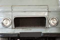 Front body of old lorry Royalty Free Stock Photography