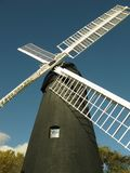 Front of Brixton Windmill stock images