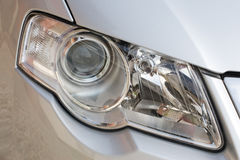 Front car light Royalty Free Stock Photos