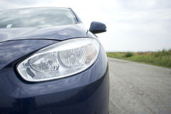 Front car light Stock Photography