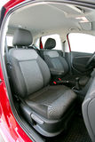 Front car seats Royalty Free Stock Image