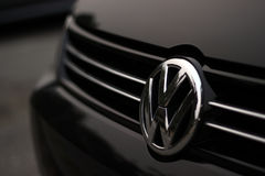 Front Car VW Royalty Free Stock Image